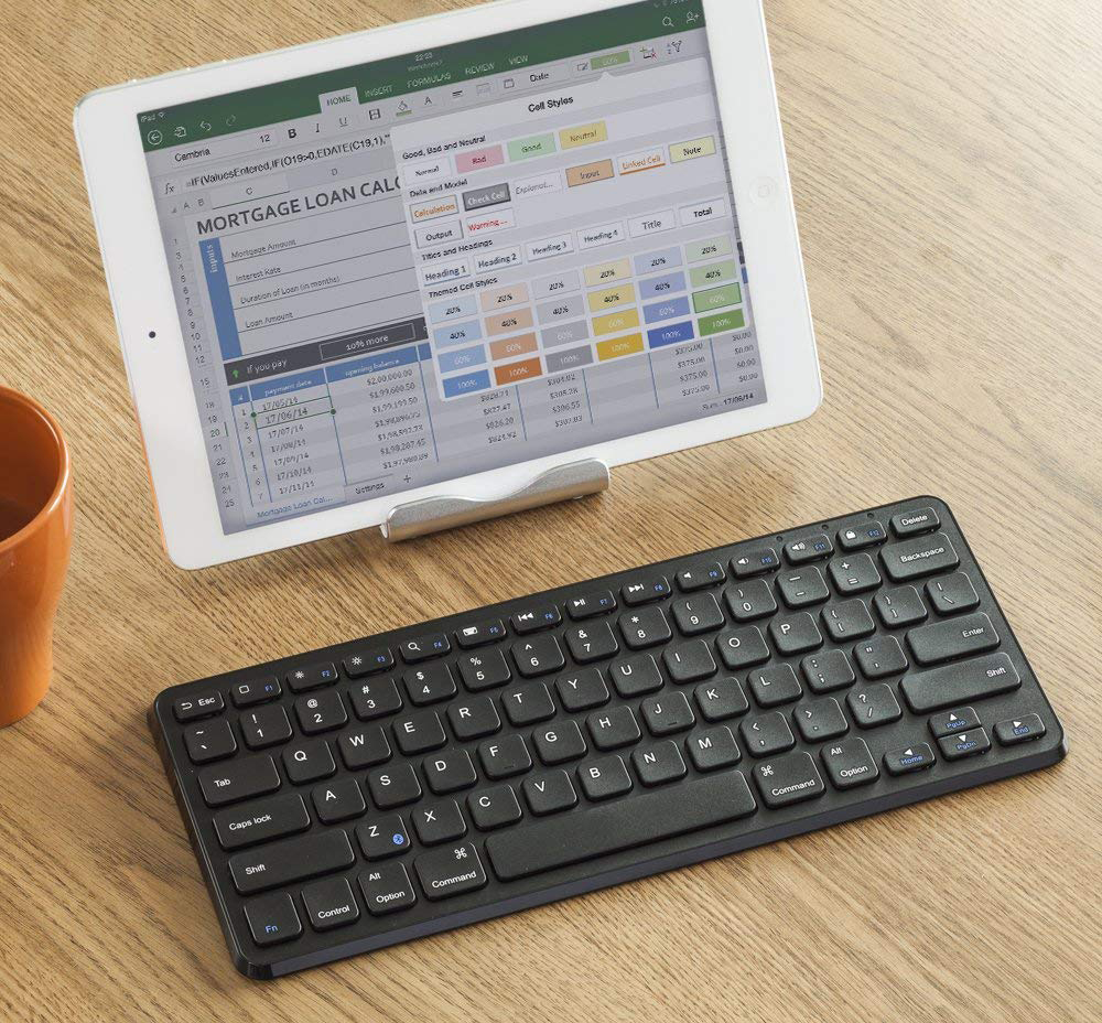 Anker Bluetooth Keyboard Android: Tablet Keyboard: Comprehensive Comparison And Consumer Guide 2018