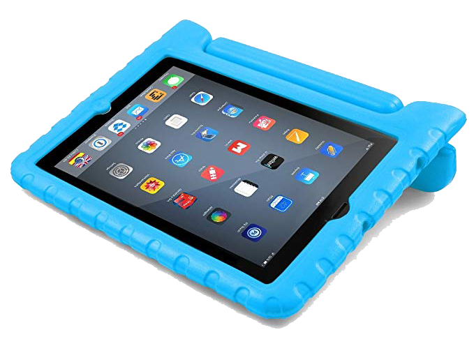 BUDDIBOX iPad Protective Carrying Case