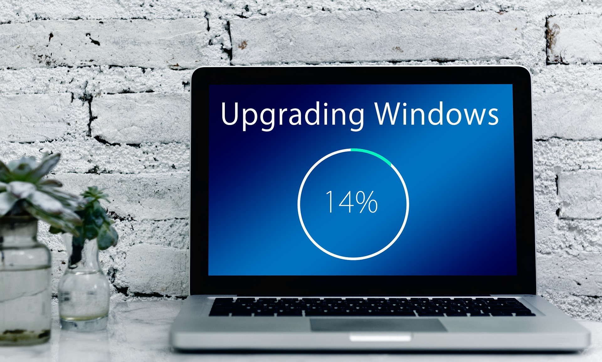 upgrading the Windows operating system